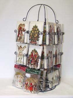 EF Girlande Glanzbild Weihnachtsbaum